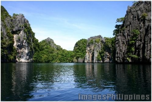 """Big Lagoon 2, El Nido"", 