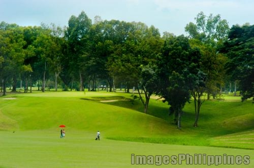 """Golf course"",  Place Taken: Negros Occidental take on  Date Taken: 2007"