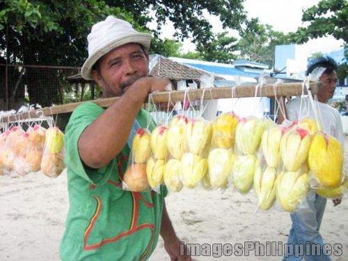 """mangoes, anyone?"", 