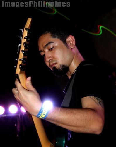 """Guitarman"",  take on  Date Taken: 2009"