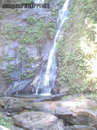 """Tamaraw Falls"", 