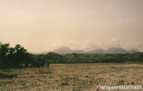 �Barangay buried under lahar�