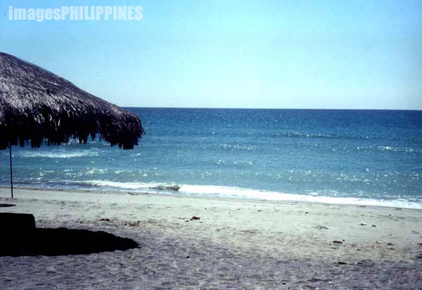 """Mindoro Beach"" ,  Place Taken: Ilocos take on  Date Taken: 2001"