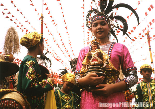 �Sto. Nino de Cebu Festival�