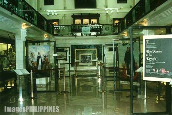 �University of Sto. Tomas Museum�