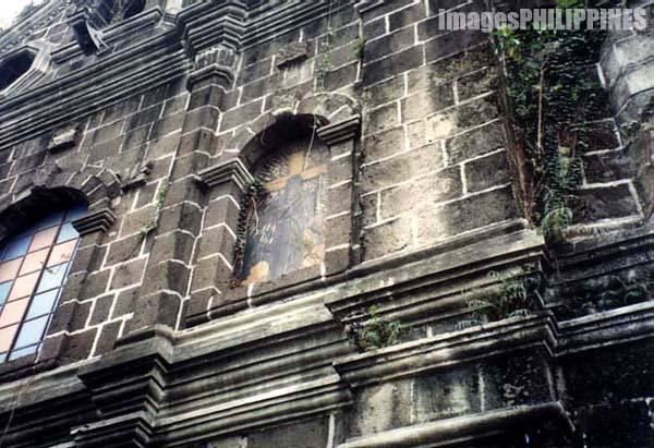 �Sta. Ana Church�,  Place Taken: Metro Manila take on  Date Taken: 2000
