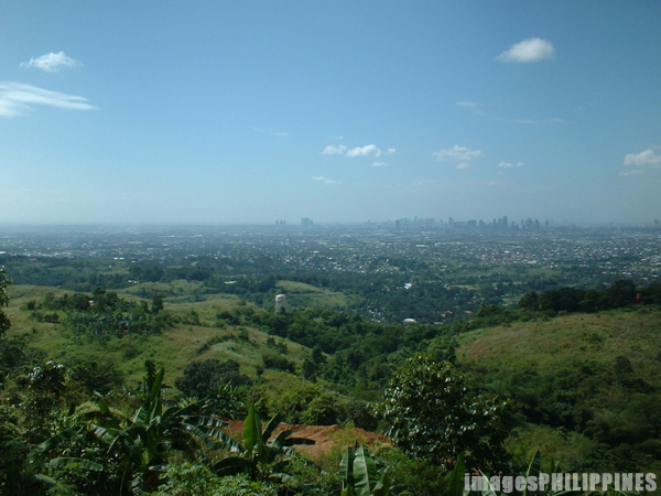 Metro Manila from Antipolo Hills