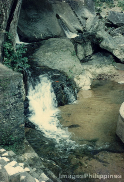 Tamaraw Falls