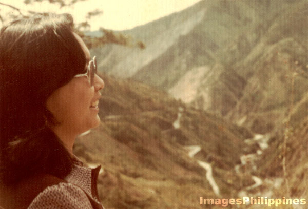 Baguio Landscape, Circa 1975