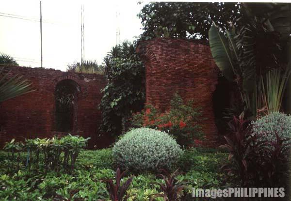"""""""Father Blanco's Garden"""",  Place Taken: Metro Manila take on  Date Taken: 1999"""