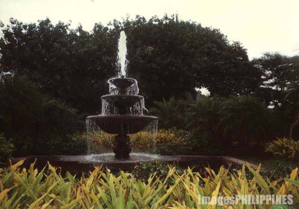 """Father Blanco's Garden""