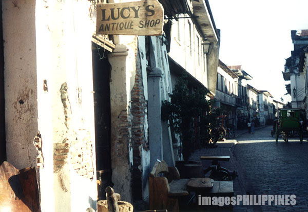 """Historic Town of Vigan""