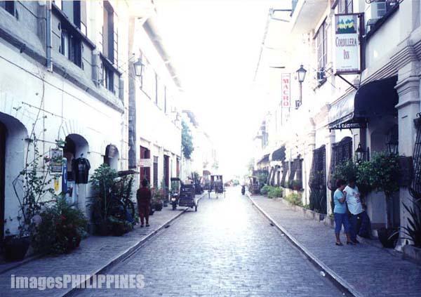 """""""Historic Town of Vigan"""",  Place Taken: Ilocos Sur take on  Date Taken: 2000"""