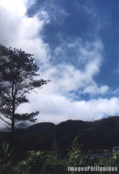 """""""Clouds"""",  Place Taken: Kalinga-Apayao take on  Date Taken: 1999"""