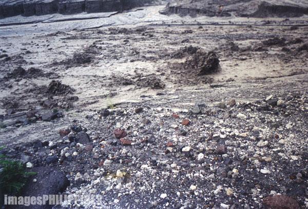 """""""Mt. Pinatubo"""",  Place Taken: Zambales take on  Date Taken: 2001"""
