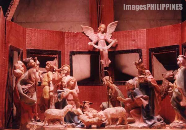 """The Nativity""