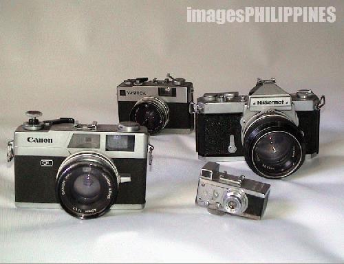 """Media Museum 35mm & 16mm still Cameras"" , 