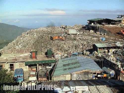 """Baguio City Dump Site"" ,  Place Taken: Baguio City take on  Date Taken: 2004"