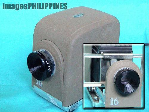 """Media Museum, 16mm Film Viewer"" , 