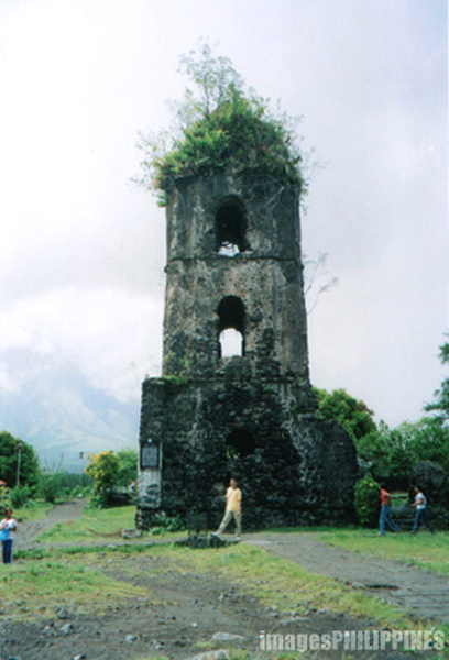 """Cagsawa Church Ruins"", 