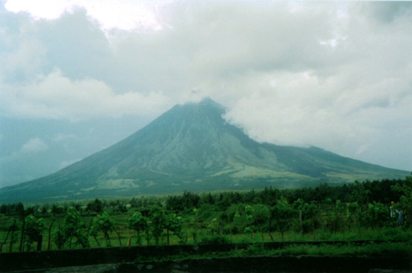 """The Majestic Mayon Volcano"", 