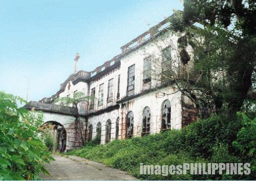 """Dominican Hill"",  Place Taken: Baguio City take on  Date Taken: 2004"