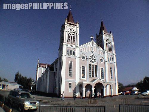 """Baguio Cathedral"", 
