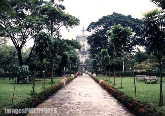 """UST Walkway""