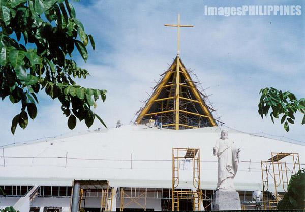 """""""Church of the Gesu"""",  Date Taken: 2002 take on  Photographer/Artist: Martin Malabanan"""