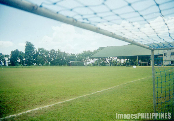 """High School Soccer Field""
