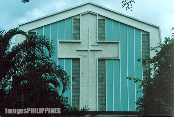 """High School Chapel""