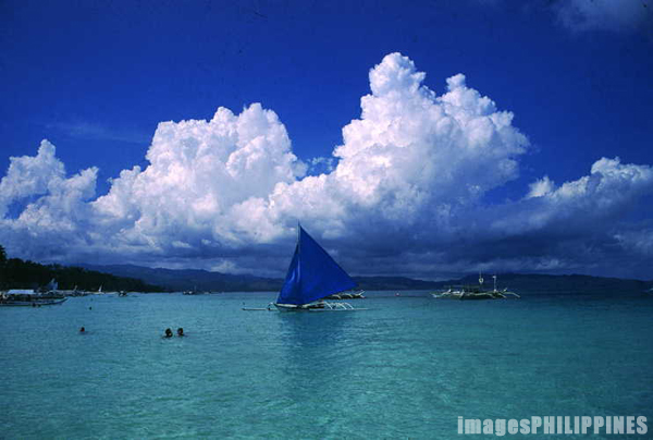 """Blue Sail""