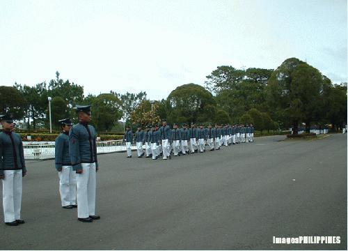 """Cadet Formation"", 