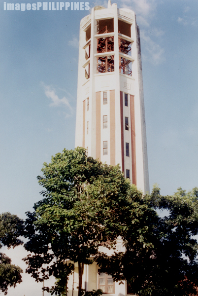 """The Andres Bonifacio Centennial Carillon Tower""