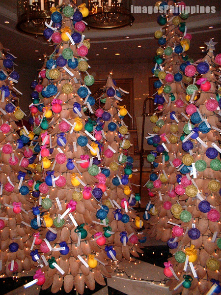Christmas trees place taken metro manila philippines Christmas tree decorating ideas philippines