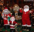 """""""Santa Clauses"""", Photographer/Artist: Christiane L. De La Paz, Date Taken: 2003, Place Taken: Metro Manila"""