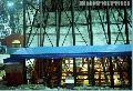 """CafeLupe by the billboard frame"", Photographer/Artist: Nestor Santiago, Date Taken: 2002, Place Taken: Makati, Metro Manila"
