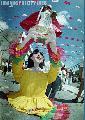 """Higante at Sinulog Festival"", Photographer/Artist: Nestor Santiago, Date Taken: 2002, Place Taken: Cebu"