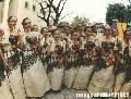 """""""Girls at the Festival"""", Photographer/Artist: Nestor Santiago, Date Taken: 2001, Place Taken: Laguna"""