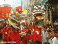 """Dragon Dance during the Chinese New Year"",