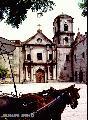 """San Agustin Church"", Photographer/Artist: Nestor Santiago, Date Taken: 1994, Place Taken: Metro Manila"