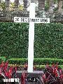 """Jose Rizal Original Burial Park"", Photographer/Artist: Cynthia Angeles Trinidad , Date Taken: 2002, Place Taken: Metro Manila"
