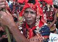 """Lang-ay Festival, Beaded Man from Paracelis"",
