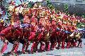 """Team Work Kadayawan"", Photographer/Artist: Nestor Santiago, Date Taken: 2002, Place Taken: Davao"