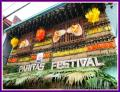 """Pahiyas 2006: Colorful Decor 3"", Photographer/Artist: Willy Lorenzana, Date Taken: May 15,2006, Place Taken: Lucban, Quezon"