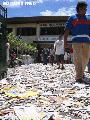 """""""Paper Jam"""", Photographer/Artist: Peter Tongco , Date Taken: 2004, Place Taken: Metro Manila"""