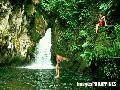 """Batasan Falls"", Photographer/Artist: Sidney Mi�oza Nanini , Date Taken: 2004, Place Taken: Makilala, North Cotabato"