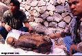 """""""Benguet Mummy Anno """" , Photographer/Artist: Art Tibaldo, Date Taken: 1998, Place Taken: Benguet"""