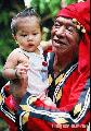 """Lumad's Grandson"", Photographer/Artist: Nestor Santiago , Date Taken: 2004, Place Taken: Malaybalay,Bukidnon"