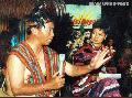 """Morris Domogan: A Modern Day Chieftain"" , Photographer/Artist: Art Tibaldo , Date Taken: 2000, Place Taken: Baguio City"